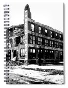 Cyclone Damage, 1896 Spiral Notebook