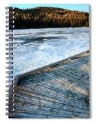 Cypress Hills Alberta Spiral Notebook