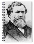 Cyrus Mccormick, American Inventor Spiral Notebook