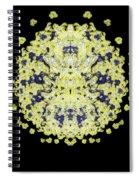 Dandilion Spiral Notebook