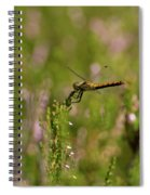 Darter 1 Spiral Notebook
