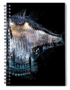 Deep-sea Hatchetfish Spiral Notebook