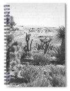Desert Greenery Spiral Notebook