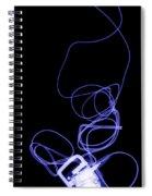 Digital Music Player Mp3 Spiral Notebook