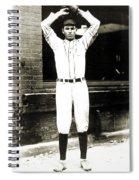 Dizzy Dean (1911-1974) Spiral Notebook