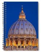 Dome San Pietro Spiral Notebook