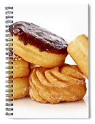 Donuts Spiral Notebook