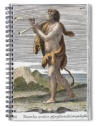 Double Aulos Spiral Notebook