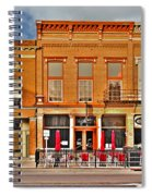 Downtown Perrysburg Spiral Notebook