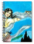 Dragon Dancer Spiral Notebook