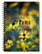 Dreams Spiral Notebook