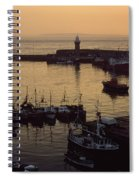 Dunmore East, Co Waterford, Ireland Spiral Notebook