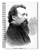 Eastman Johnson (1824-1906) Spiral Notebook