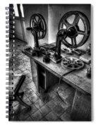 Editors Work Spiral Notebook