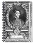 Edward Vi (1537-1553) Spiral Notebook