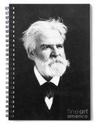 Edwin Markham (1852-1940) Spiral Notebook
