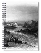 Egypt: Island Of Philae Spiral Notebook