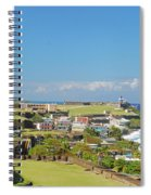 El Morro  Spiral Notebook