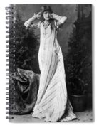 Ellen Terry (1847-1928) Spiral Notebook