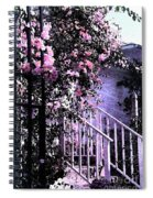 Endless Summer Spiral Notebook
