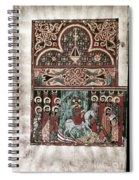 Entry Into Jerusalem Spiral Notebook