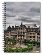 Erie Community College City Campus  Spiral Notebook