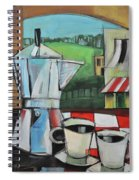 Espresso My Love Spiral Notebook