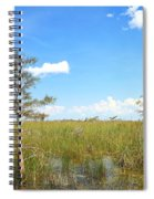 Everglades Landscape Spiral Notebook