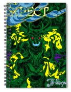 Expect The Unexpected Spiral Notebook