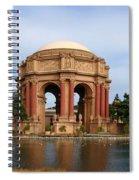 Exploratorium San Francisco Spiral Notebook