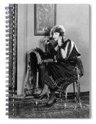 Film Still: Telephones Spiral Notebook