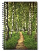 Find Your Way Back Home Spiral Notebook