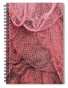 Fishing Nets Spiral Notebook