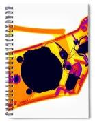Flashlight Spiral Notebook