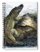 Florida Alligators Spiral Notebook