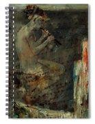 Flutist Spiral Notebook