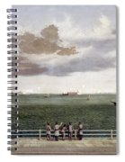 Fort Sumter, 1861 Spiral Notebook
