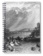 France: Saumur Spiral Notebook