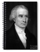Francois Arago, French Astronomer Spiral Notebook