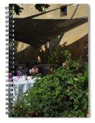 French Restaurant Spiral Notebook
