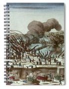 French Revolution, 1793 Spiral Notebook