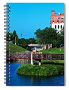 Gene Leahy Mall Spiral Notebook