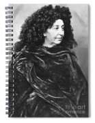 George Sand, French Author And Feminist Spiral Notebook