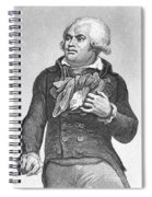 Georges Danton (1759-1794) Spiral Notebook