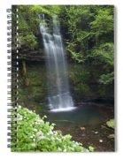 Glencar Waterfall, Co Sligo, Ireland Spiral Notebook