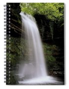 Glencar Waterfall, County Leitrim Spiral Notebook