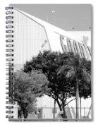 Good Year Blimp Hanger Spiral Notebook