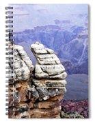 Grand Canyon 3 Spiral Notebook