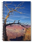 Grand Canyon At Sunset Spiral Notebook