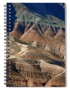Grand Canyon Rock Formations IIi Spiral Notebook